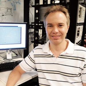Portrait of Prof. Ken Shepard